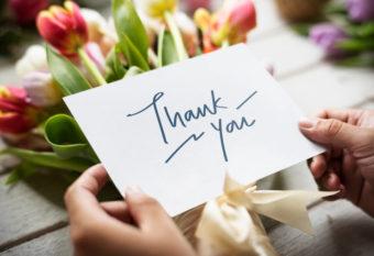 「ありがとう」を伝えたい相手に贈る、素敵な花言葉を持つ花<10選>