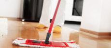 大掃除で一年の汚れをきれいさっぱり。「フローリング掃除」のコツ