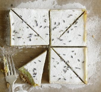 卵・バター不使用。濃厚さと爽やかさを併せ持つ「とうふレモンスクエア」のレシピ