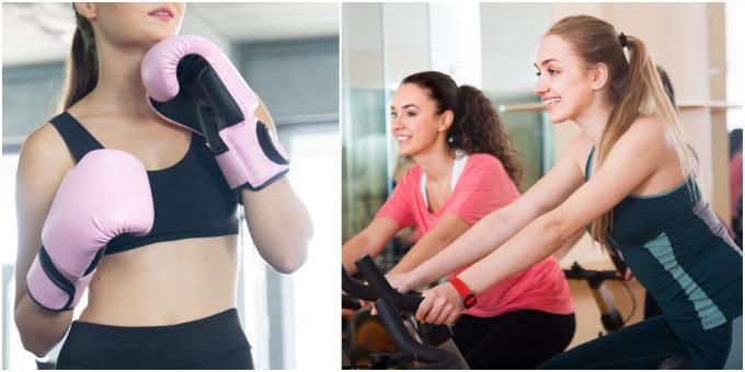 楽しい4つのトレーニングで身体を引き締める。注目の「クワトロサーキット」とは