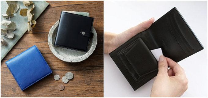 「UNROOF JAPAN」の二つ折り財布の写真