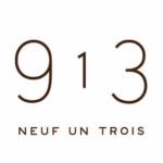 「913(ヌフ アン トロワ)」のロゴ
