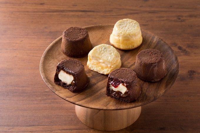 チーズ&チョコレート好き必見。チーズ専門家とチョコレートソムリエによる注目のスイーツ