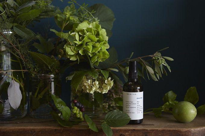 植物の香りに包まれてホッと一息。風邪予防にも使える「SHINCOQ」のアロマミスト