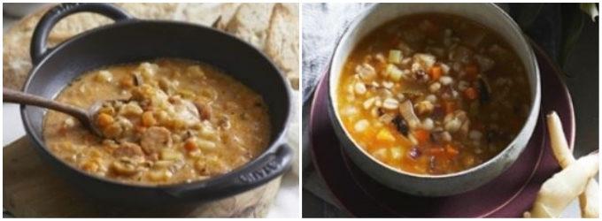 疲れている日もこれさえあれば安心。温めるだけの簡単ごちそうスープ