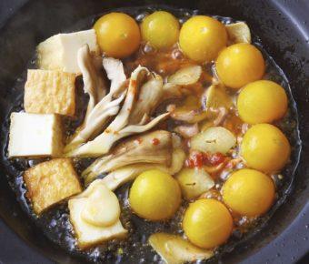 発酵食品の力で寒い冬を乗り越えよう。作り方簡単「塩辛の和風アヒージョ」のレシピ
