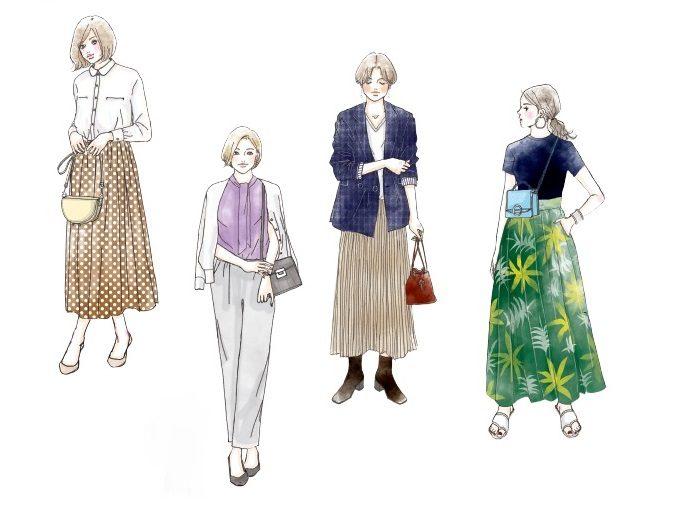ファッションに迷うあなたに。自分らしさを大事に『最高にしっくり似合う服選び』ができる本