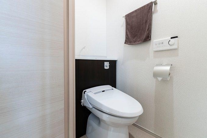 来客時キレイに掃除しておきたい場所 トイレ