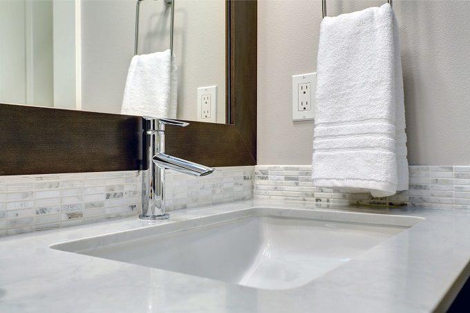 来客時キレイに掃除しておきたい場所 洗面所
