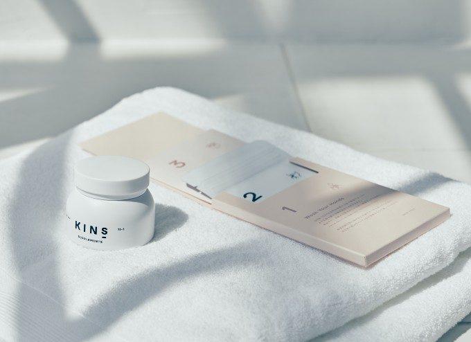 美しさを体内から整えたい人必見。菌から美肌と美髪を生み出す「KINS」