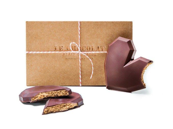 パリで人気のショコラ専門店「ル・ショコラ・アラン・デュカス」バレンタイン限定スイーツ