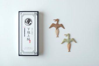 鮎が鵜を呑み込む。ユーモラスな形が話題沸騰中の「下剋上鮎」がいよいよ東京に