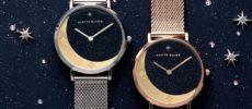 ストーンや月・星のモチーフが輝く「ALETTE BLANC」の腕時計1