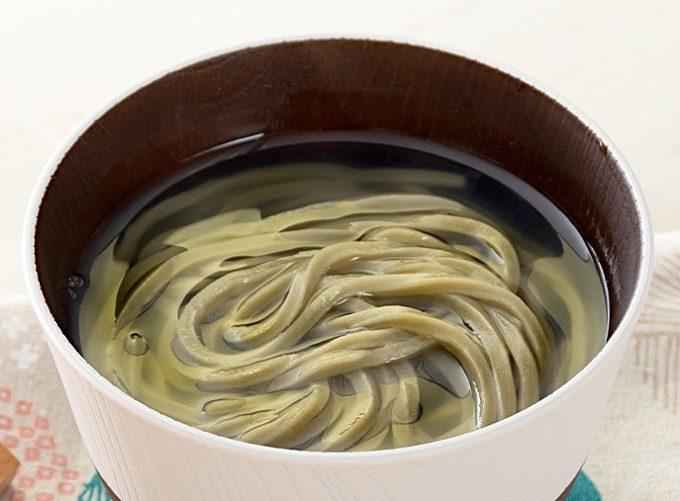 食物繊維たっぷり!お腹スッキリ「腸活うどん」とは?の画像