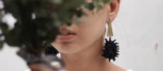 伝統技法を現代のライフスタイルに。耳元を華やかに彩る「cucuri」のイヤーアクセサリー