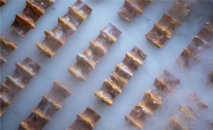 凍らせたら、びっくりするほどの美味しさに。-23℃で熟成されたフローズンバウムクーヘン