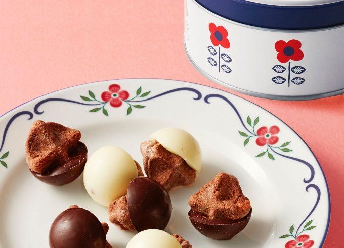 【期間限定】人気ワッフル専門店が贈るいちごのワッフルと愛らしいショコラスイーツ