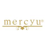 「mercyu(メルシーユー)」のロゴ