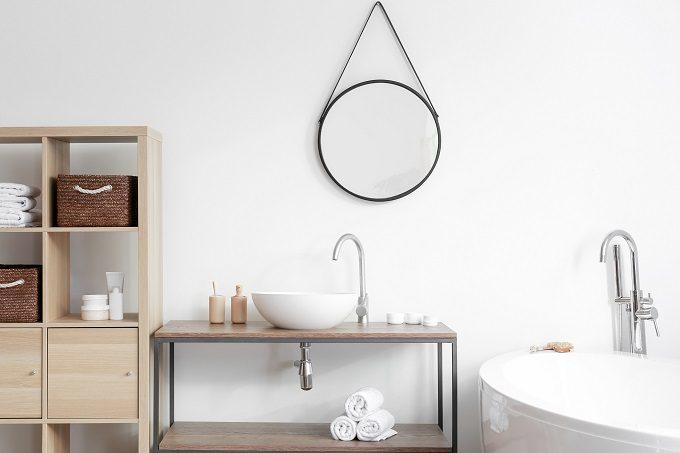 使いやすく美しい空間に。心地よい「洗面所インテリア」をつくるヒント