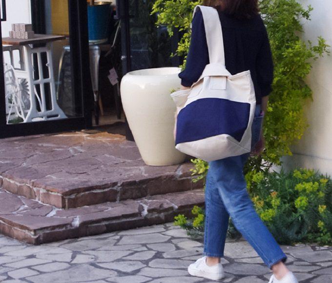 個性的なデザインに惹かれる。春に持ちたい帆布のトートバッグ<3選>