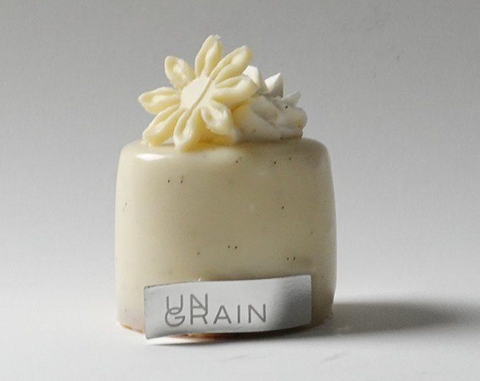 大切な人と味わいたい。バニラのイメージを一新するような「UN GRAIN」の限定スイーツ