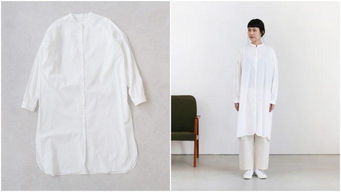 キーワードは清潔感&女らしさ。春おしゃれの定番「白シャツ」の今年らしい着こなしとは?