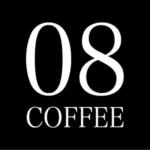 「08COFFEE」のロゴ