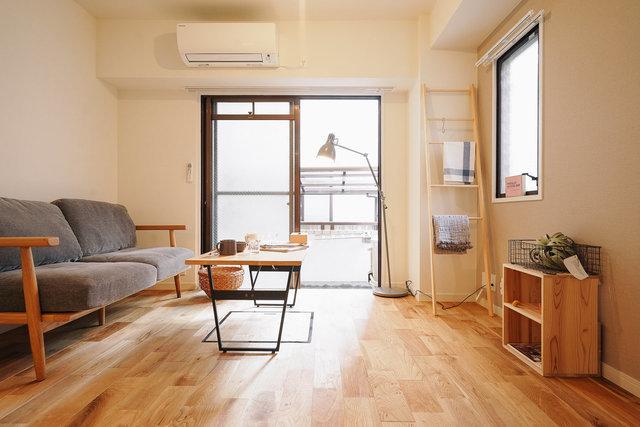 狭くても心地よく。「小さな家」で快適に暮らす3つのヒント