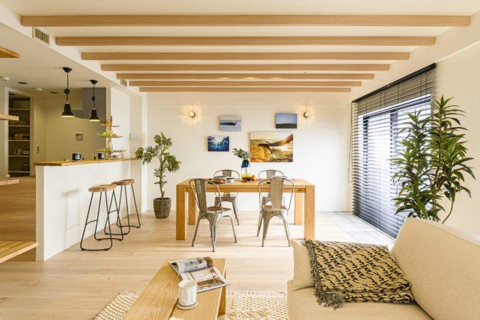 「海辺のリゾートホテル」のような心地よさを。リノベーションで叶える理想の住まい