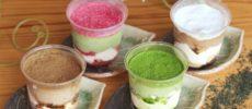 この春お取り寄せしたい絶品スイーツ。京都のお茶をふんだんに使ったティラミス4種のセット
