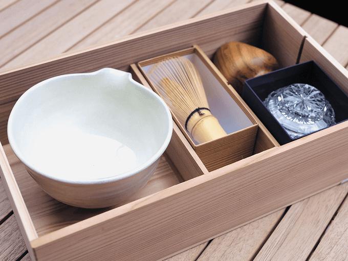 「IPPUKU&MATCHA」の朝抹茶スターターキット