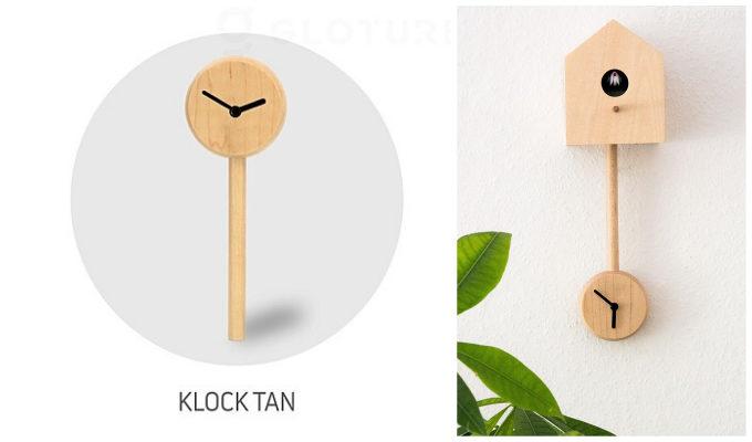 時間を知らせるだけじゃない。鍵のうっかり忘れを防いでくれるカッコウ時計「KUCKUCK」