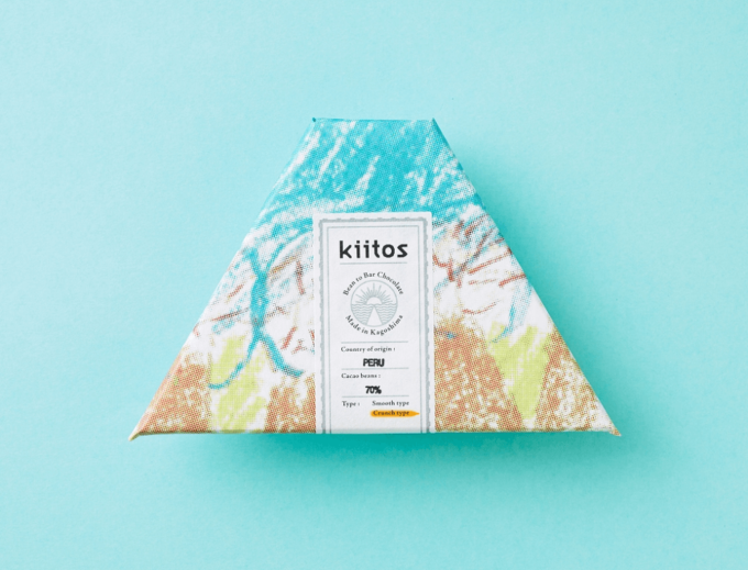 「Kiitos(キートス)」の期間限定販売のペルーワヌコ産チョコレート