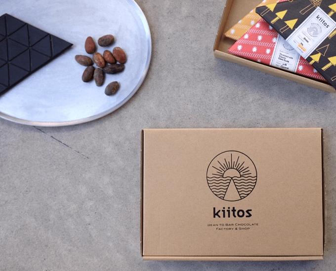 「Kiitos(キートス)」のギフトボックス