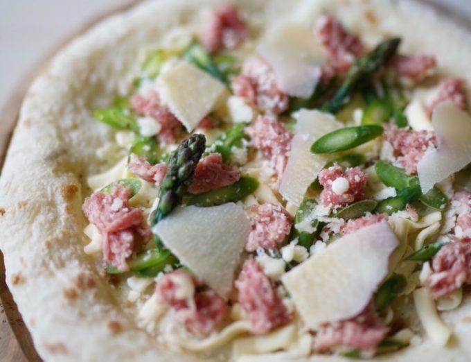春野菜をたっぷりと味わうことができる至極の3品
