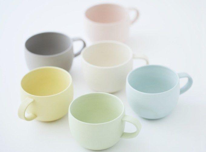伝統的な陶器を今風にアレンジ。優しい色合いと手触りが魅力の「TOKONAME」陶器シリーズ