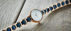 ブレスレットのように華やかかつ上品な「OBAKU(オバク)」の腕時計1