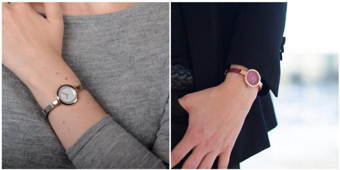 ブレスレットのように華やかかつ上品な腕時計「OBAKU(オバク)」のSIVコレクション2種