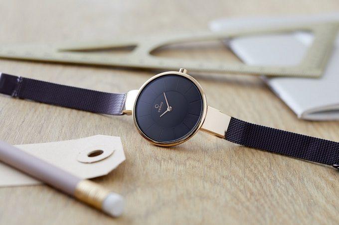 ブレスレットのように華やかかつ上品な「OBAKU(オバク)」の腕時計3