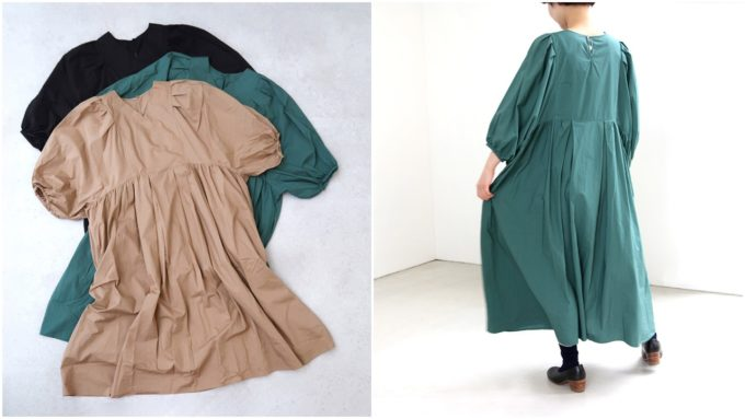 春に着たいワンピース特集。重ね着しても一枚で着てもさまになるおしゃれワンピ