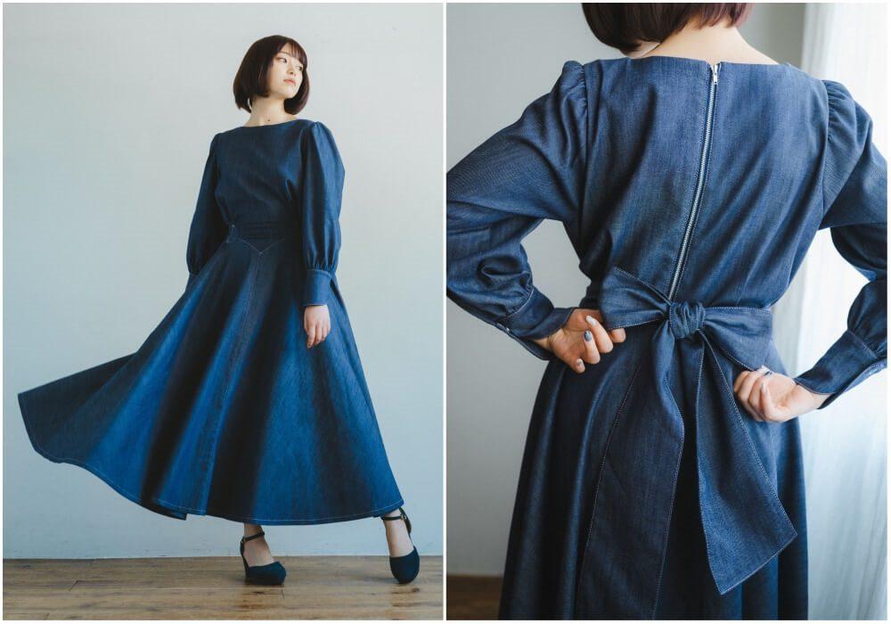 自信と勇気を持てる服 ヲタクのためのブランド Re Poris のワンピース Sheage シェアージュ