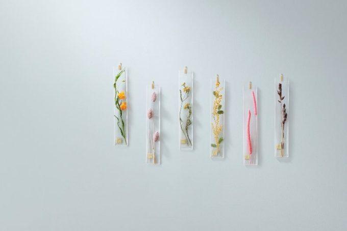 透明感あふれる世界観と色彩豊かな花の共演。心癒される「KieKa」のレジンデコール
