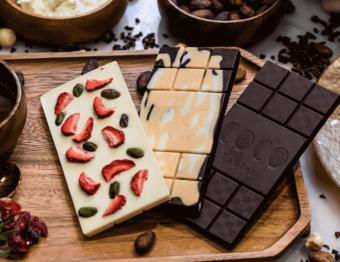 世界が認める上質さ。リッチな味わいが広がる「COCO KYOTO」のチョコレート