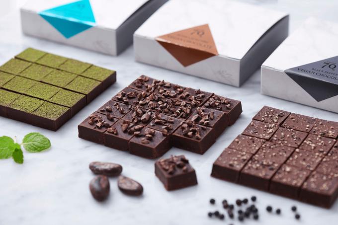 「Coco ChouChou(ココ・シュシュ)」のチョコレート3種類