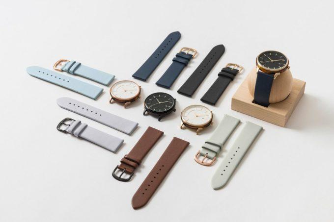 北欧文化に基づくシンプルさと美しさが魅力。スウェーデンの腕時計ブランド「LAGOM」