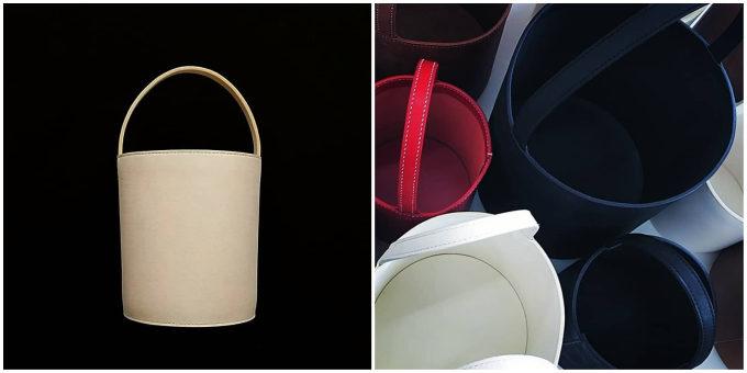 使うほどに暮らしに馴染む。「DAISUKE FURUKAWA」の手縫いの革バッグ