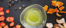 「Flavor Green(フレーバーグリーン)」のフレーバー茶