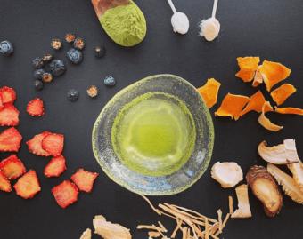 フルーツフレーバーから変わり種まで。バラエティ豊かな「Flavor Green」のお茶