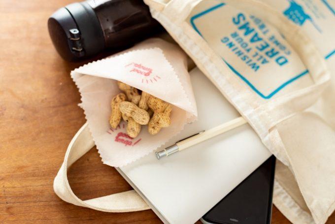 繰り返し使えて環境にもお財布にもやさしい。天然の素材で作られたラップ「good wrap!」