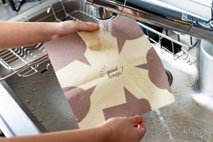洗って繰り返し使えるのがうれしい。環境にやさしい素材で作られた、おしゃれなエコラップ特集